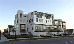 Modern townhomes at Daybreak in South Jordan, UT